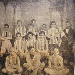 HISTORIA DEL FÚTBOL DE FLORIDA. DESDE LA FUNDACIÓN DE LA LIGA 1913 A 1917 (2)