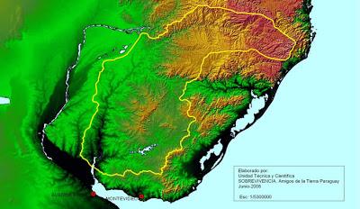 Cuenca del río Uruguay